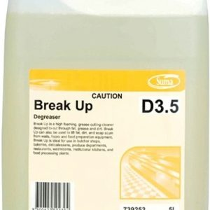Suma Break Up D3.5 5 liter