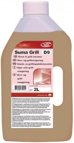 Suma Grill D9 2 liter