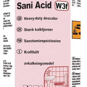 Sani Acid W3f 1 liter