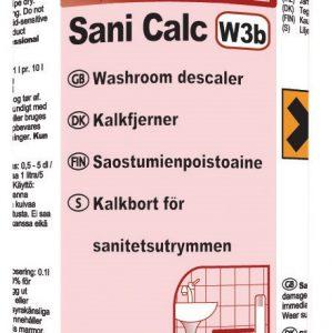 Sani Calc W3b 1 liter